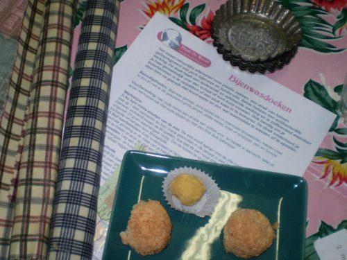 Workshop - Groen huishouden & bijenwasdoek